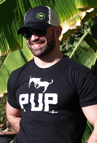 Pup Black Athletic Fit AS84