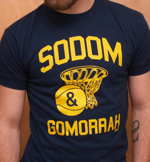 Sodom & Gomorrah Athletic Fit AS76  ajaxx63