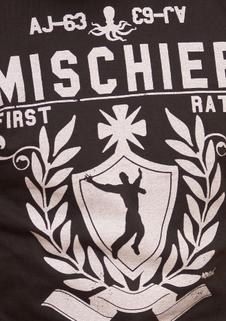 Mischief Athletic Fit AS74  ajaxx63