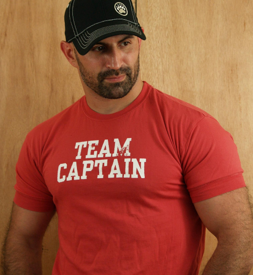 Team Captain Athletic Fit AS04 ajaxx63