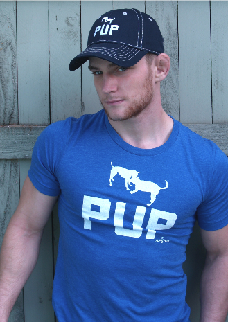 Pup Royal Blue Premium Heather RF31