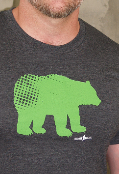 Tech Bear Premium Heather RF30