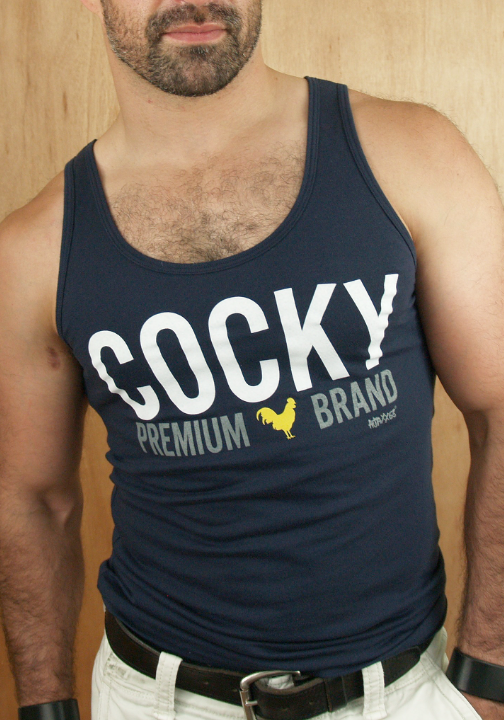 Cocky Tank Top TK38