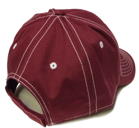 cp23 bear paw logo cap red ajaxx63